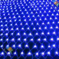 Гирлянда Сетка 144 LED 1,5*1,5 м Цвета в Ассортименте sale