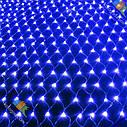 Гирлянда Сетка 144 LED 1,5*1,5 м Цвета в Ассортименте sale, фото 2
