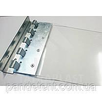 Теплосберегающие полосовые шторы ПВХ завесы. Термошторы. Ленточная ПВХ завеса. Силиконовая штора. ПВХ завеса, фото 3