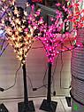 Светодиодное Дерево На Стойке Новогоднее Украшение для Декора Цветы 1,5 Метра sale, фото 3