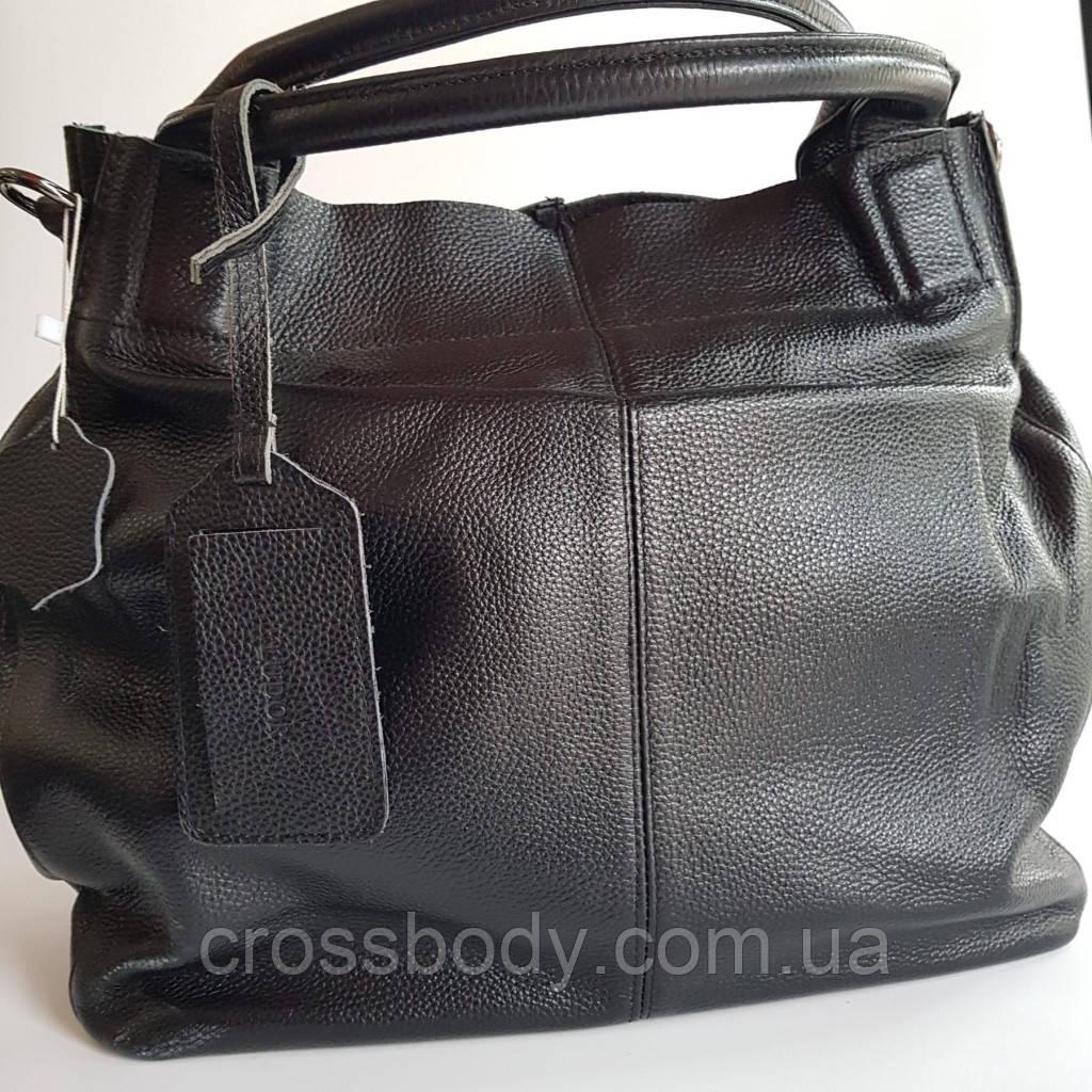 Сумка мешок торба  натуральная кожа