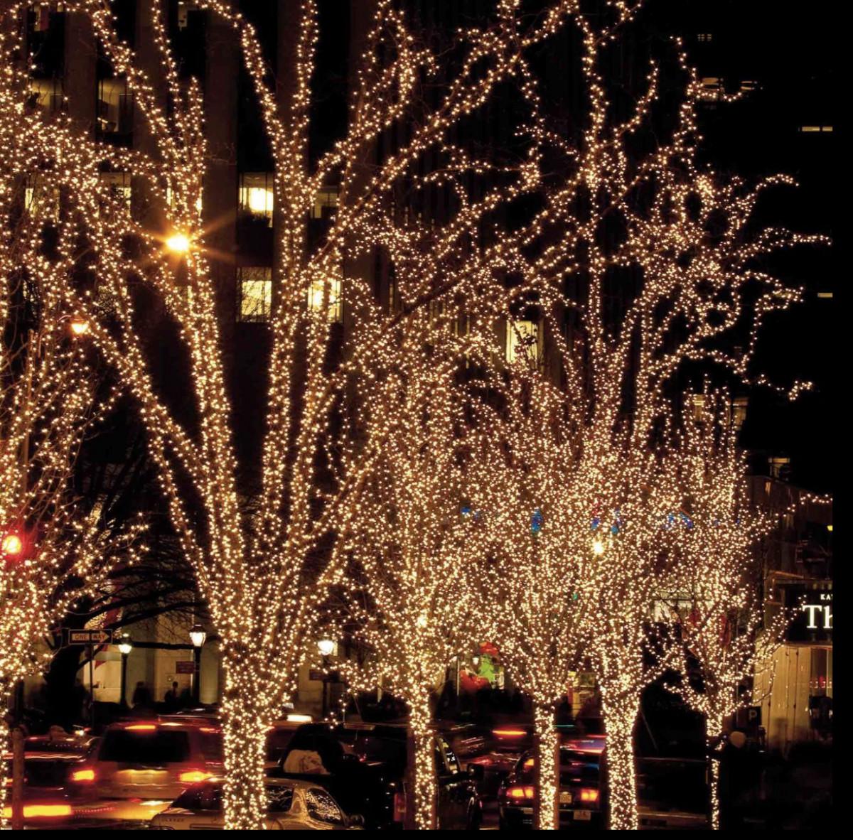 Уличная Гирлянда Нить Зеленый Провод 600 LED Лампочек Цвет в Ассортименте sale