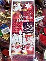 Новогодний Рождественский Подарочный Набор Украшение Елочная Игрушка sale, фото 2