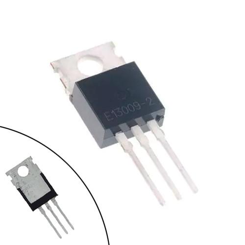 Чіп Е13009-2 MJE13009 TO220, Транзистор біполярний NPN 400В 12А