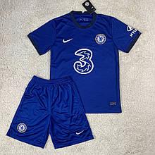 Футбольная форма Челси 2020-2021 домашняя, синяя