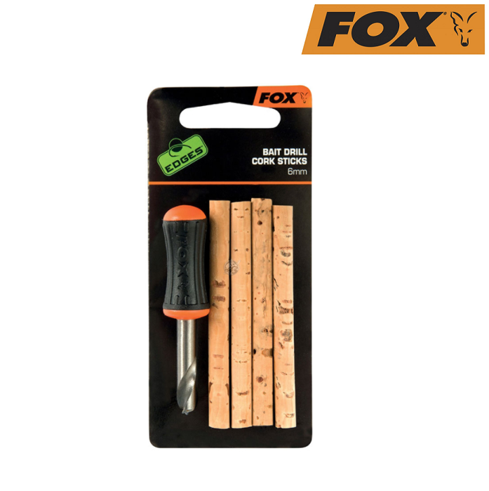 Набор Fox Edges Drill & Cork Stick Set