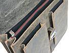 Портфель из натуральной кожи A-art TSM1401 коричневый, фото 9