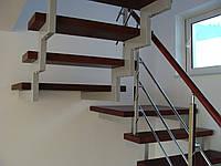 Сварная лестница на второй этаж. Изготовление сварных лестниц для домов и квартир