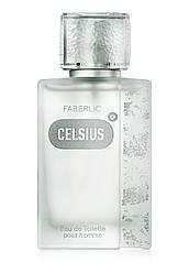 Faberlic Туалетна вода для чоловіків ® Celsius арт 3220