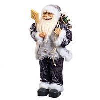 """Фигура """"Санта с мешком"""" 60 см (6012-004), фото 1"""