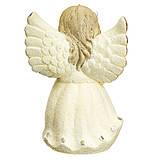 "Статуэтка ""Ангел с сердечком"" 40 см  (002NQ), фото 3"