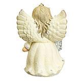 """Статуетка """"Ангел з ліхтариком"""" (великий розмір) (001NQ), фото 4"""