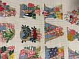 Картина вышивка Алфавит 86*53 см, ручная работа, картина вишивка ручної роботи, фото 2