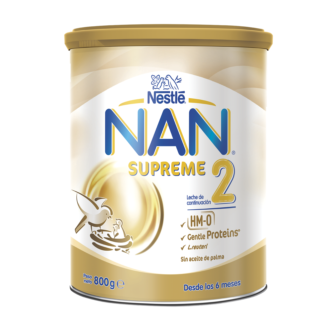 NAN® SUPREME ♦ 2 (НАН), 800г.