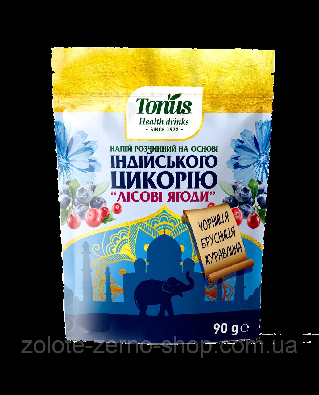 Напій індійський цикорій «Лісова ягода» 90 г