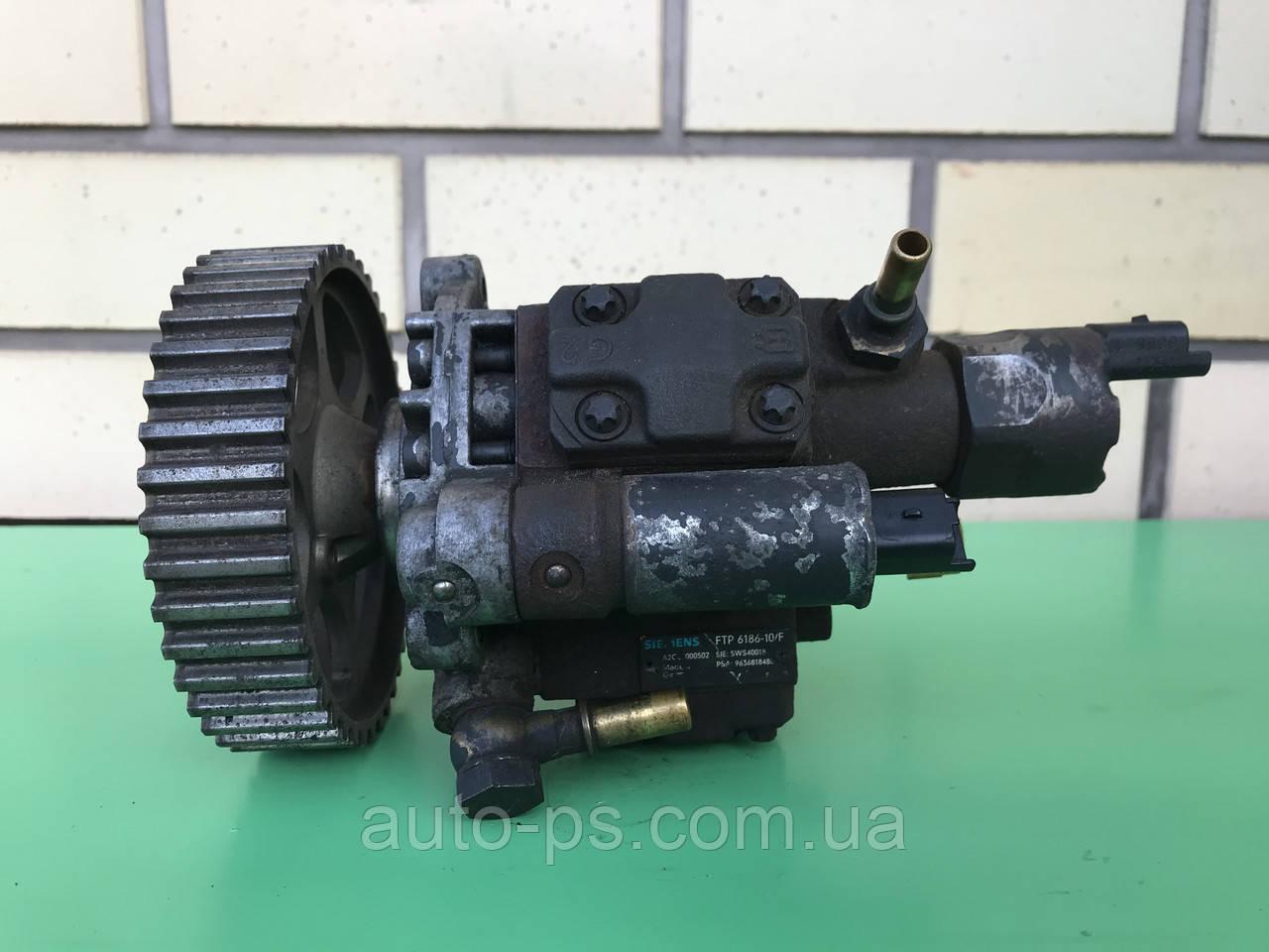 Топливный насос высокого давления (ТНВД) Citroen Berlingo 2.0HDi 1999-2005 год.