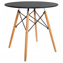 Столик Bonro В-957-800 черный