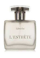 Faberlic Туалетна вода для чоловіків L' Esthete арт 3208