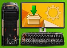 Установка драйверов на компьютер