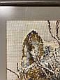 Картина вышивка Волк 61*43 см, ручная работа, картина вишивка ручної роботи, фото 3