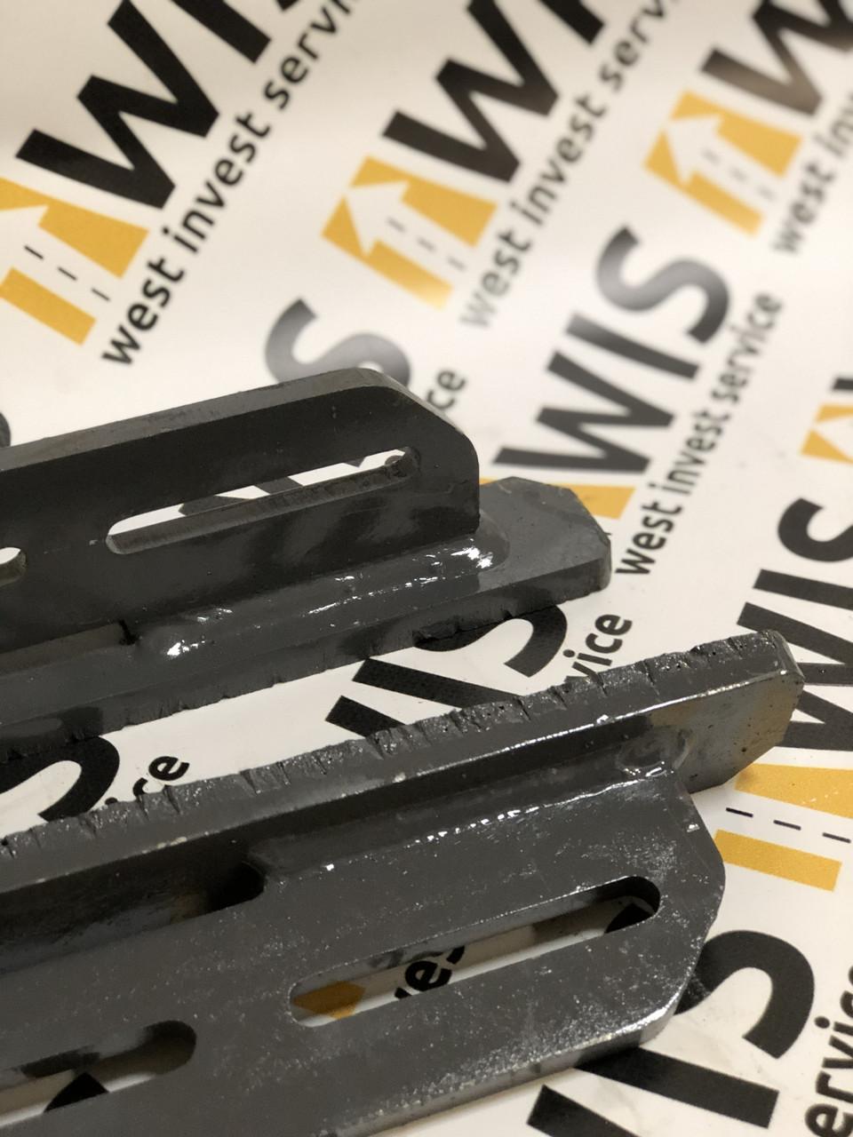 Захисний плоз фрези дорожньої Wirtgen W210