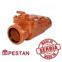 Обратный клапан d 50,  канализационный, Пештан (Сербия)