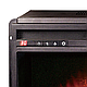 Современный каминокомплект ArtiFlame Bronx AF 26 с 3D имитации пламени и инфракрасного обогрева, фото 6