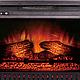 Современный каминокомплект ArtiFlame Bronx AF 26 с 3D имитации пламени и инфракрасного обогрева, фото 5