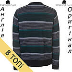 Свитер Pierre Cardin полосатый мягкий из Англии, фото 2