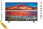 Телевизор SAMSUNG UE50TU7102 Smart TV Ultra HD/4K 2000Hz T2 из Польши, фото 2