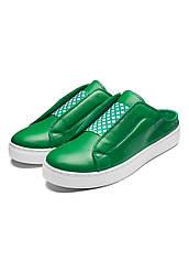 """Отзывы (5 шт) о Faberlic женские Кеды """"Текна"""" цвет зелёный размер 35 36 37 38 39 40 41 KDW008 арт 884991"""