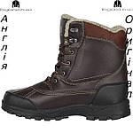 Ботинки мужские кожаные Karrimor из Англии - зимние, фото 2