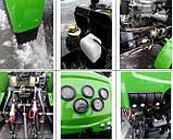 Минитрактор T-244FHL GREEN, фото 9