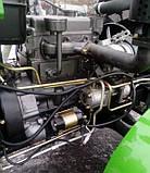 Минитрактор T-244FHL GREEN, фото 8