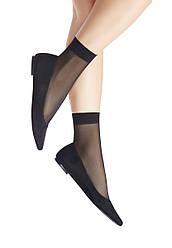 Faberlic жіночі SO200 Шкарпетки щільність 20 den колір чорний єдиний розмір 2 пари арт 80415