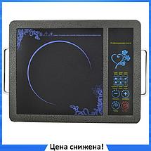 Электроплита инфракрасная Domotec MS-5842 - настольная плита для всех видов посуды, фото 2