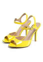 """Отзывы (3 шт) о Faberlic женские Босоножки """"Белла"""" желтые"""