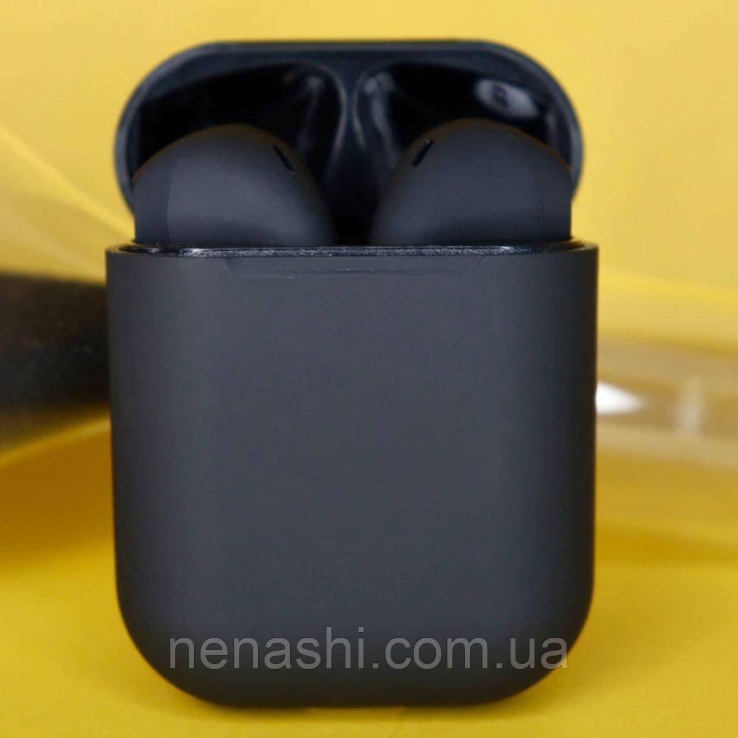 Навушники безпровідні i12. Чорні