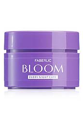 Faberlic Крем для обличчя нічний 55+ Bloom арт 0151