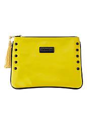Отзывы (4 шт) о Faberlic Клатч цвет жёлтый Travel арт 11765