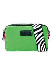 Отзывы (6 шт) о Faberlic Мини-сумка цвет зелёный Travel арт 11763