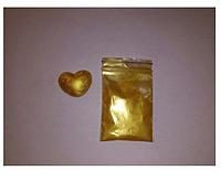 Кандурин пищевой золотой блеск 5г