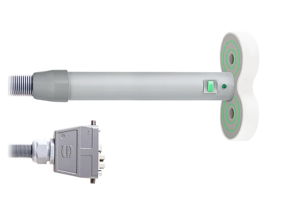 Индуктор двойной 50 мм «ИД-02-50» — восьмерка