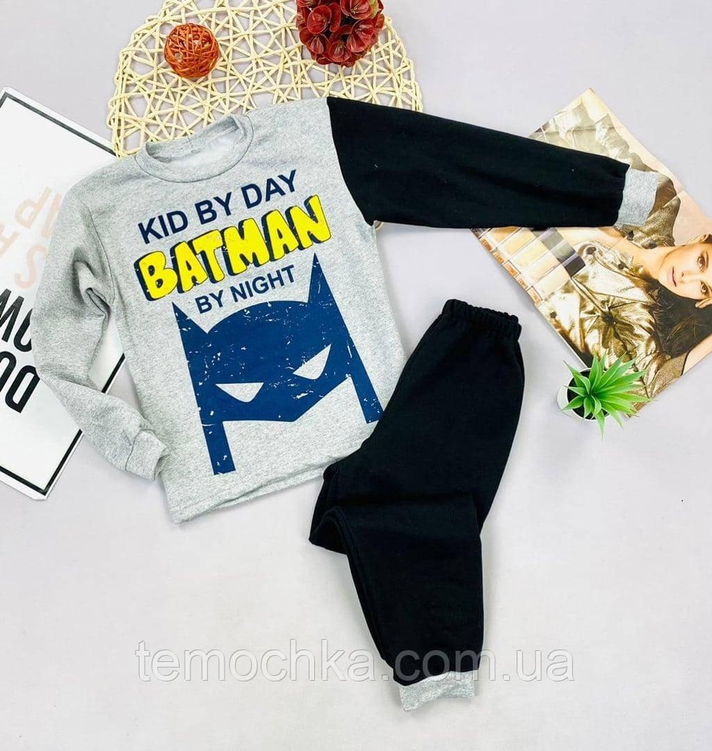 Пижама для дома и сна детская для детей Бетмен Бэтмен Batman