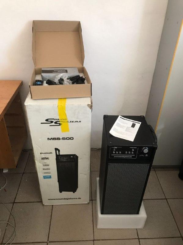 Акустика Sound System MSS 500
