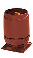 Вентиляционный выход VILPE 125 S FLOW, основание 250 х 250 мм
