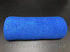 Подушка для маникюра, полукруг. Синий