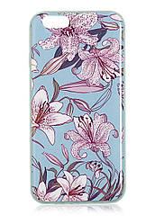 "Faberlic Чохол ""Лілія"" для iPhone 7 Vivat romantic арт 600199"