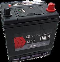 Акумулятор FIAMM black TITANIUM D20 50