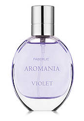 Faberlic Туалетна вода для жінок Violet 30 мл Aromania арт 3034